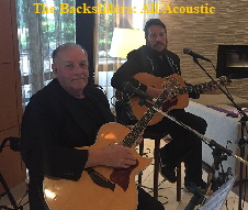 The Backsliders: All Acoustic